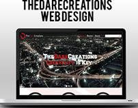 Dare Creations Web Design