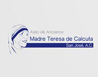 Identidad Visual Asilo Madre Teresa de Calcuta