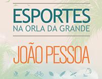 Infográfico - Esportes em João Pessoa