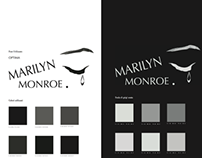 Brand Identity of Marilyn Monroe