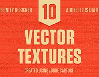 10 Vector Textures