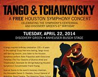 Houston Symphony Tango & Tchaikovsky