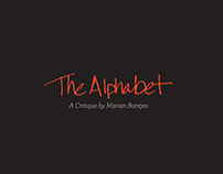 The Alphabet | A 2015 Desk Planner