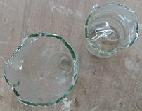 Bottle Experiments: Glass Cutting Tool