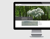 Dietrich Wegner Portfolio Site