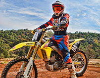Z I MOTOCROSS /QUE TRANZA EL OSVA /THE WOLF TEAM PHOTO