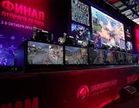 Wargaming Golden League: Igromir, Moscow Main Event
