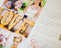 Marketing Pamphlet | Kelly Rucker Photography