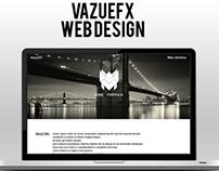 VazueFX Web Design