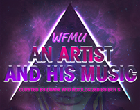 WFMU CD Cover Art