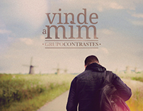 CD Package | Vinde a Mim, Grupo Contrastes