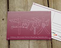 Mid Autumn Festival Postcards