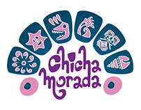 Identidad de marca. Chicha Morada