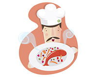 ILLUSTRATION 2 - CHEF