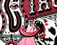 Electro Circus | CalArts Halloween 2014