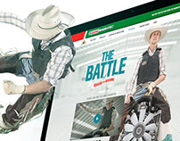 Castrol Magnatec Engine Rodeo - website/ mobile