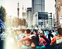 Shanghai Marathon 2013
