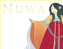 Farfaria : The Goddess Nuwa