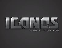 ICONOS DEPORTES DE CONTACTO