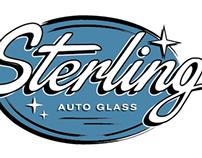 Sterling Auto Glass - Branding