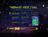 Honest-festival site