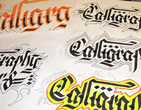 Calligraphy Masters Contest 2014