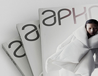 APHOTIC Magazine | Logo & Layout