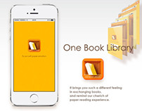 One Book Library