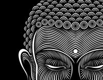 Buddha_WoodCut