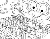 Lep Loop Graphics