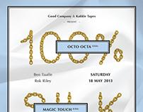 100% Silk Tour — Octo Octa, Magic Touch, Bobby Browser