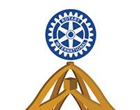 Deira Rotary Club Logo