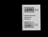 Zeitgenössische Spanische Skulptur (2013, catalogue)