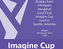 Imagine Cup Square Poster