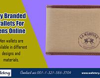 Buy Branded Wallets For Mens Online