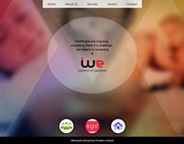 Corporate Website - WEPL