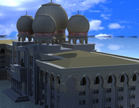 Palace of Justice 3D Model Final Project~