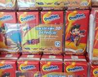 Ovaltine Packaging 2014