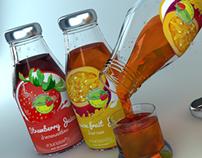 Suan doi kreaw Fruit Juice