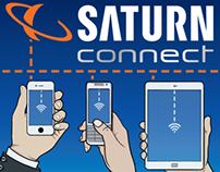 Sticker for Saturn Contest