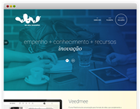 WEWOW - Website design