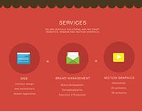 Buffalo Web UI/UX