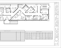 Pediatric Doctors Office CAD Construction Documents