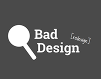 Baddesigns.com redesign