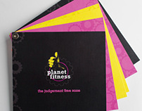 Planet Fitness Brochure