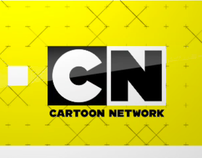 Cartoon Network EMEA Branding 2010
