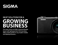 Email Marketing Creativity for SIGMA