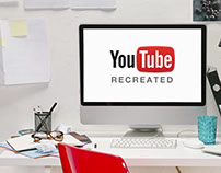 YouTube Recreated