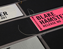 Blake Hamster – Development, Branding & Packaging