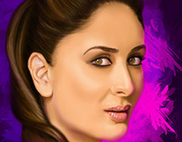 Kareena Kapoor | Digital Painting